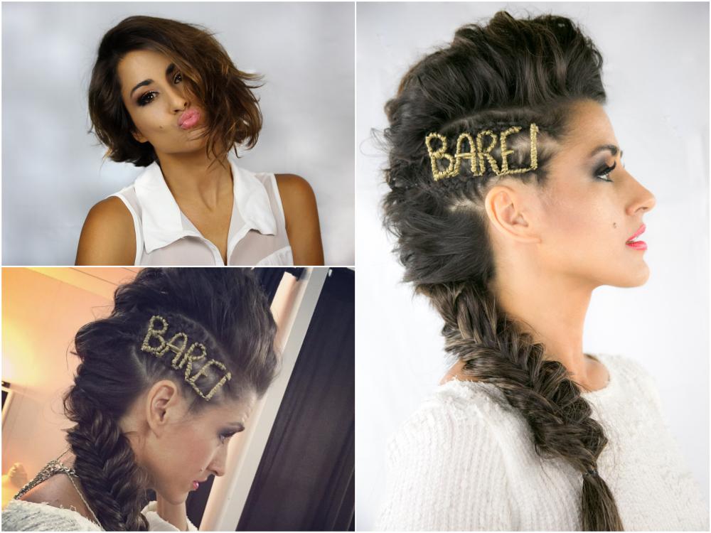 Peinado Barei Antes y Después